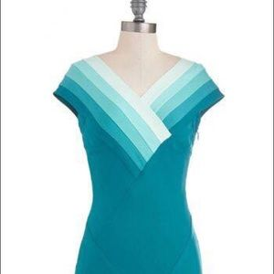 "Modcloth ""Dew You Wanna Dance"" bodycon dress"